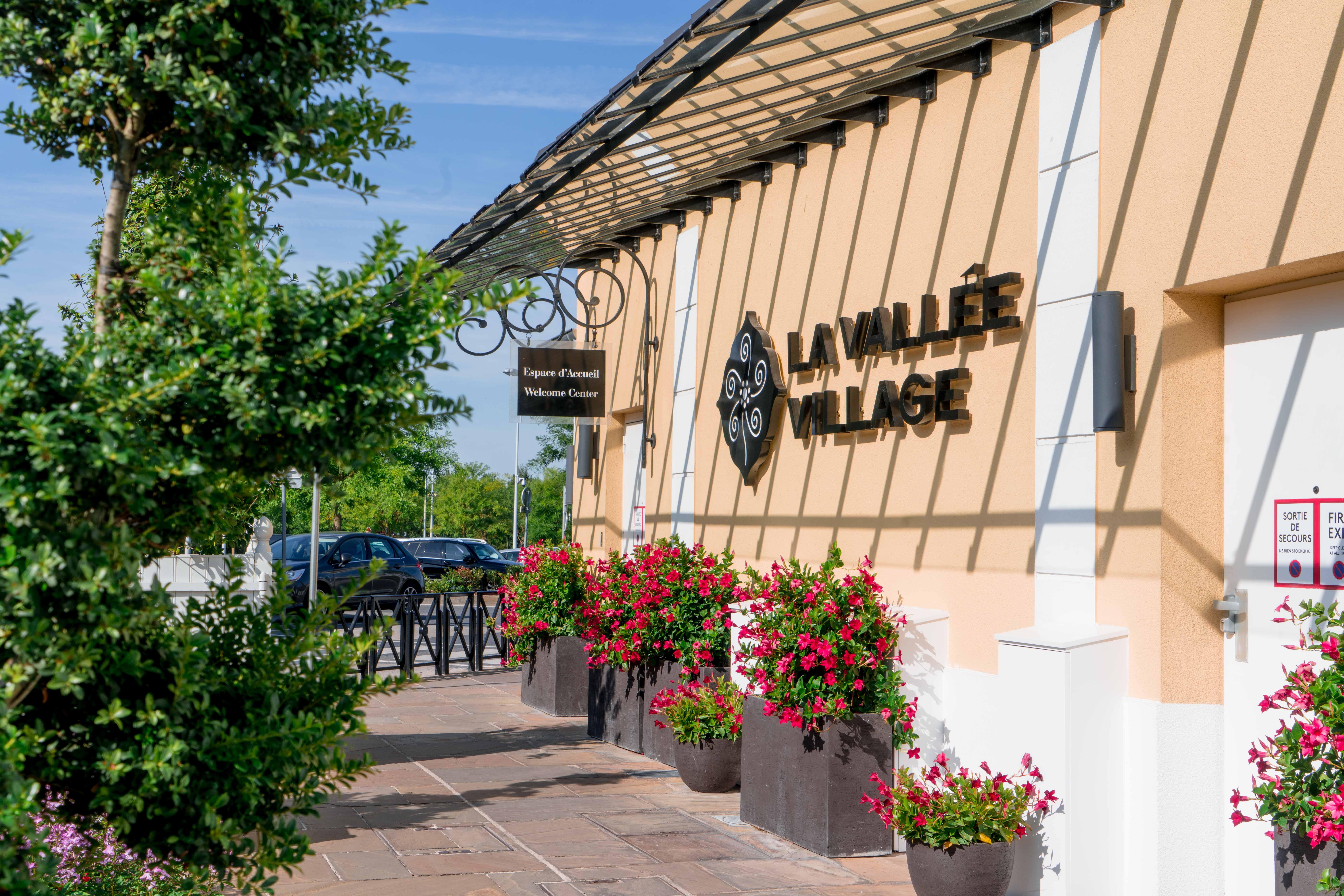 Аутлет La Vallee Village Welcome Center
