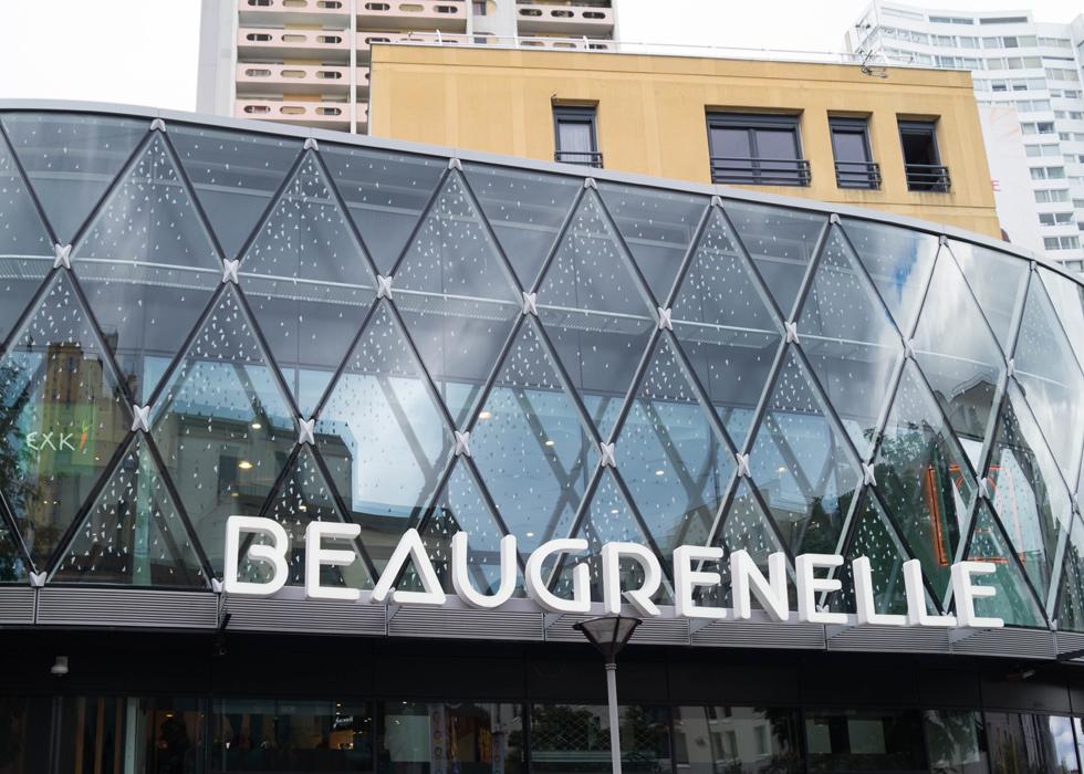 Beaugrenelle Shopping Center O Bon Paris Easy To Be Parisian