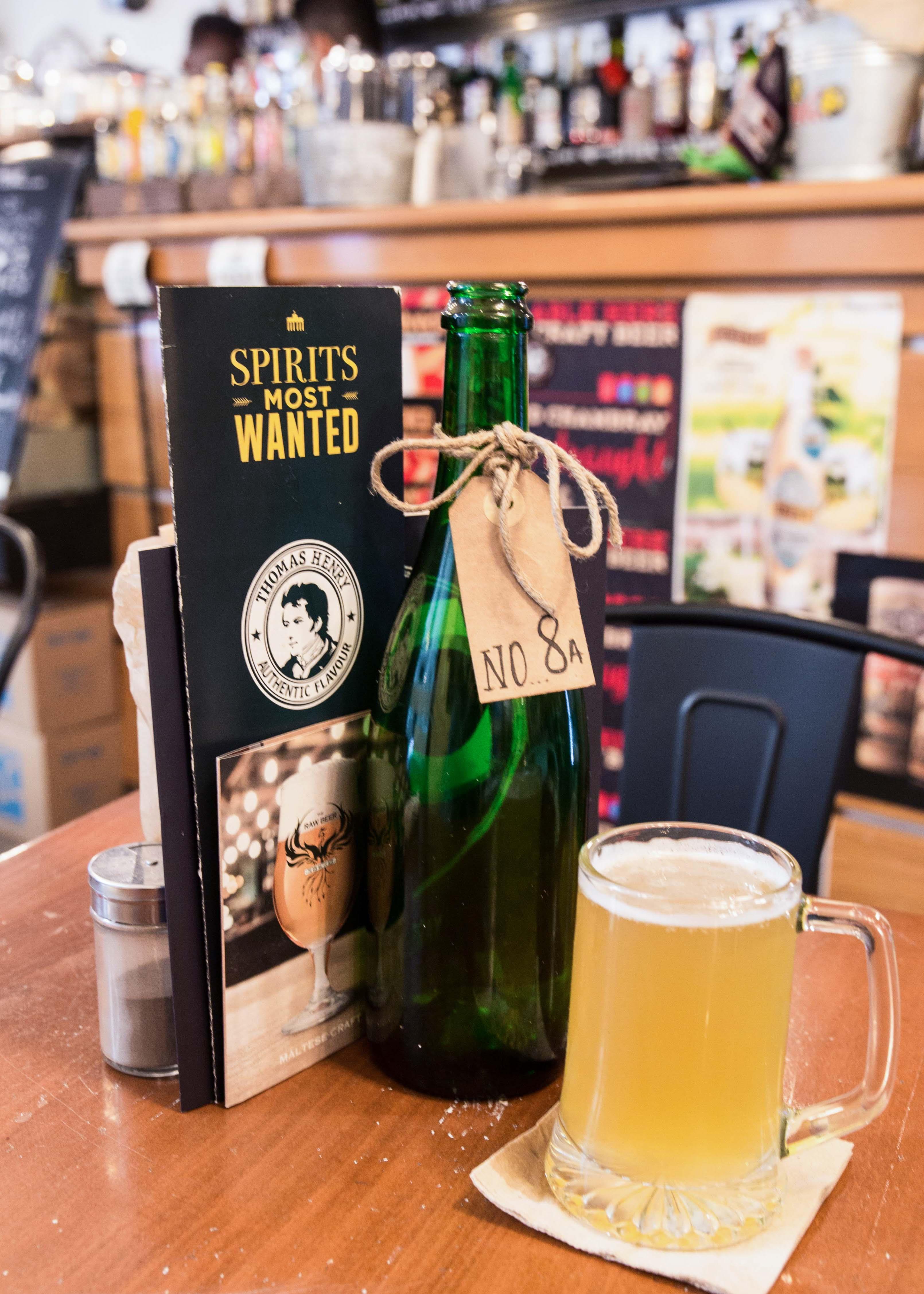 Craft beer bar in Valletta, Malta, 67 Kapitali