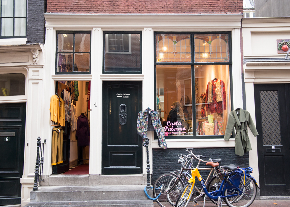 WHERE TO DO SHOPPING IN AMSTERDAM : 9 STREETS