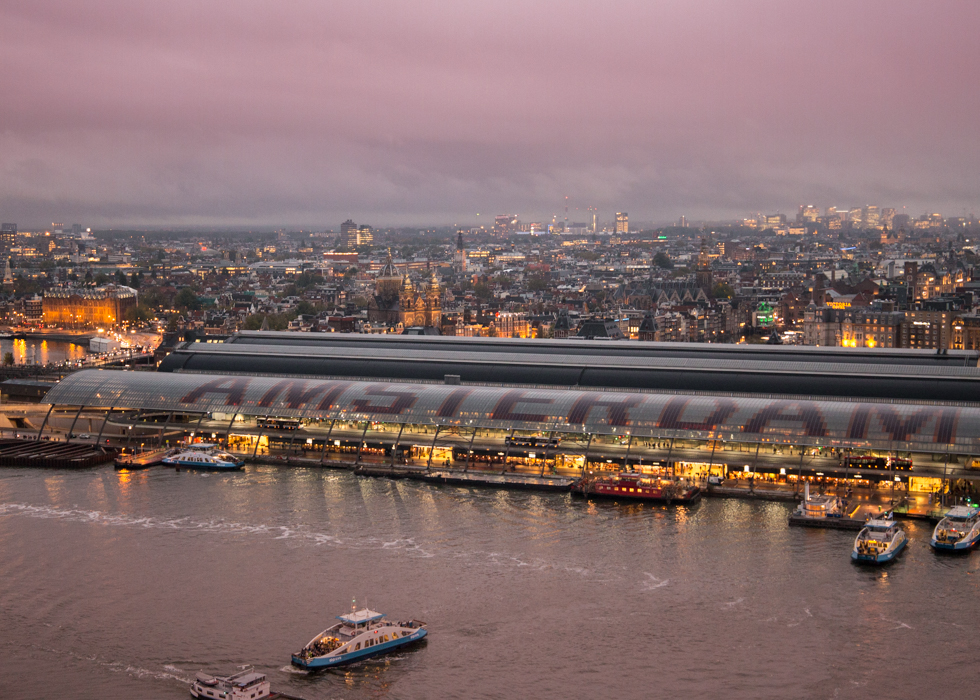 AMSTERDAM OBSERVATORY : A'DAM LOOKOUT