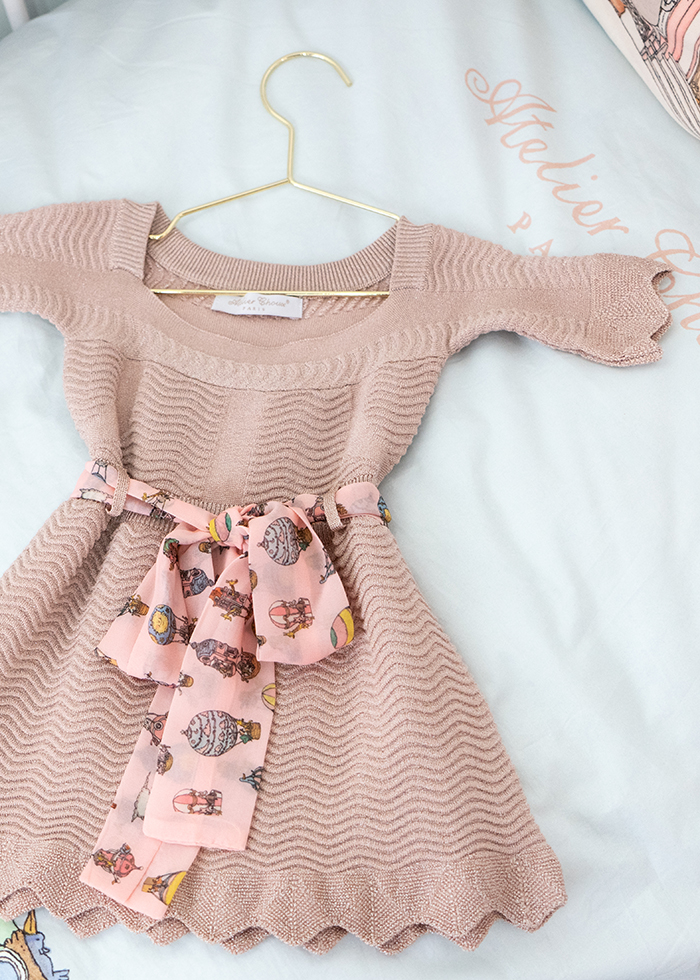 ATELIER CHOUX : BABY CLOTHES SHOP IN PARIS