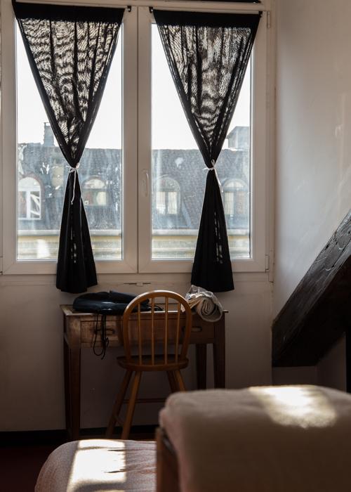 窓からの気色 トリノ