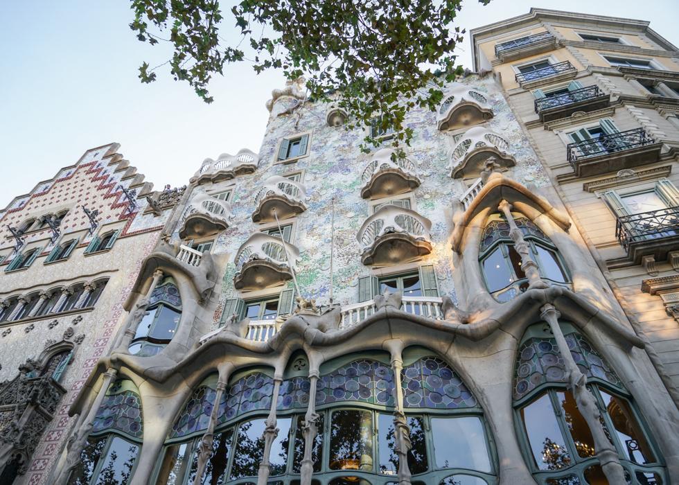 Barcelona Gaudi tour: Casa Batllo