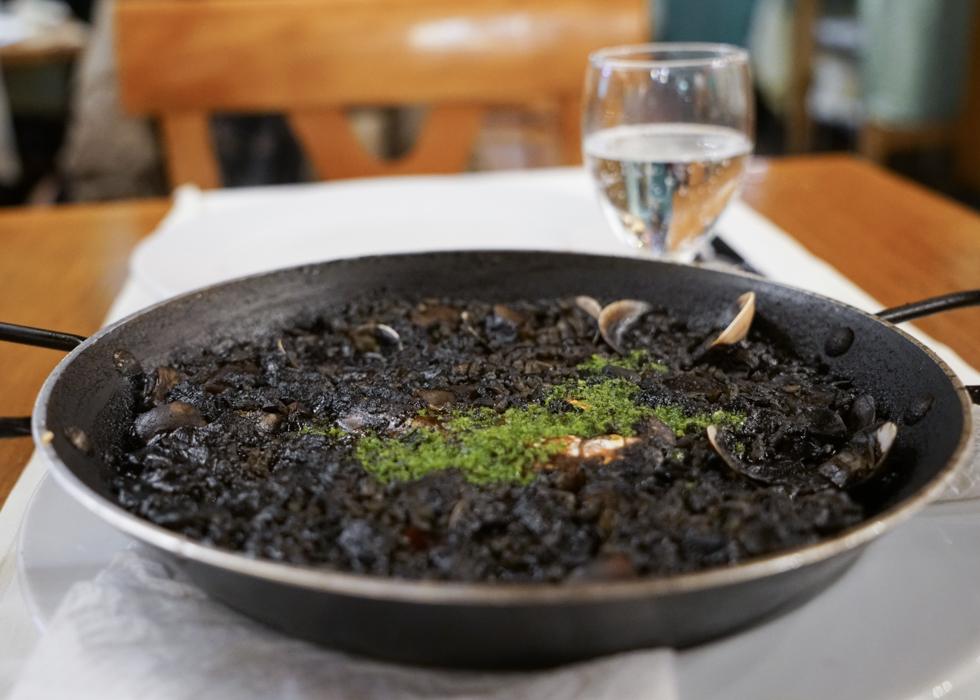 Best paella restaurant in Barcelona : El Glop