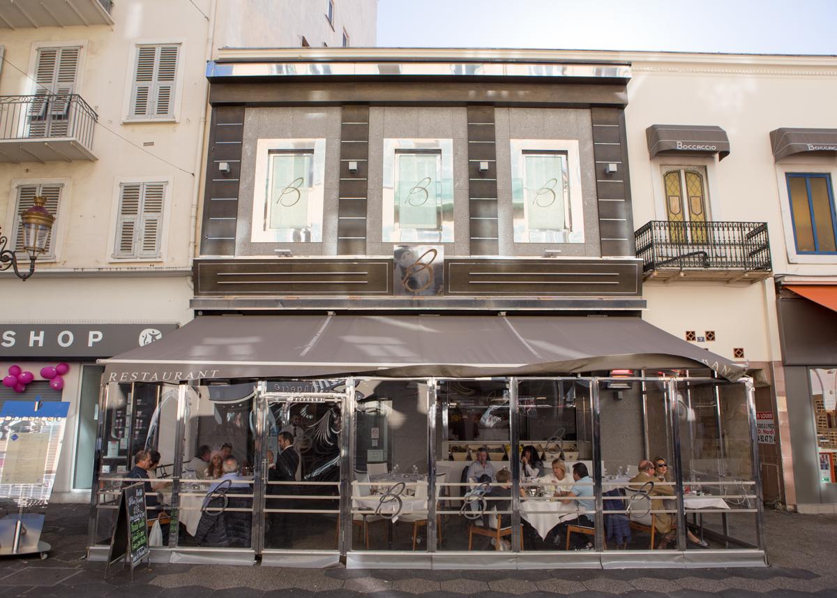 ร้านอาหารเมืองนีซ