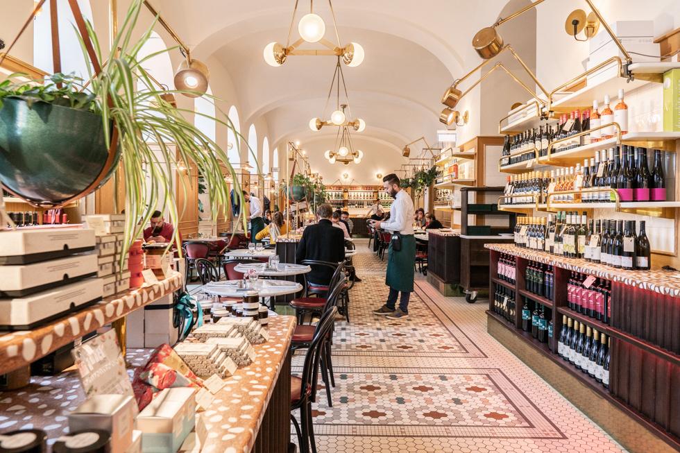 Best restaurant in Budapest