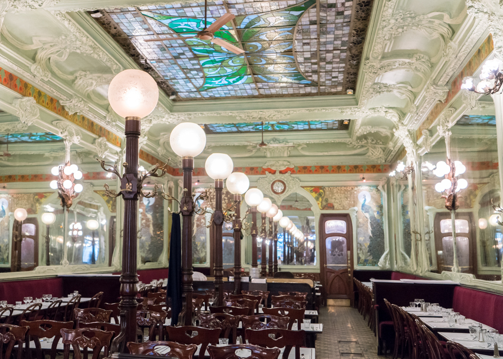 巴黎網美平價百年美食餐廳 Bouillon Julien