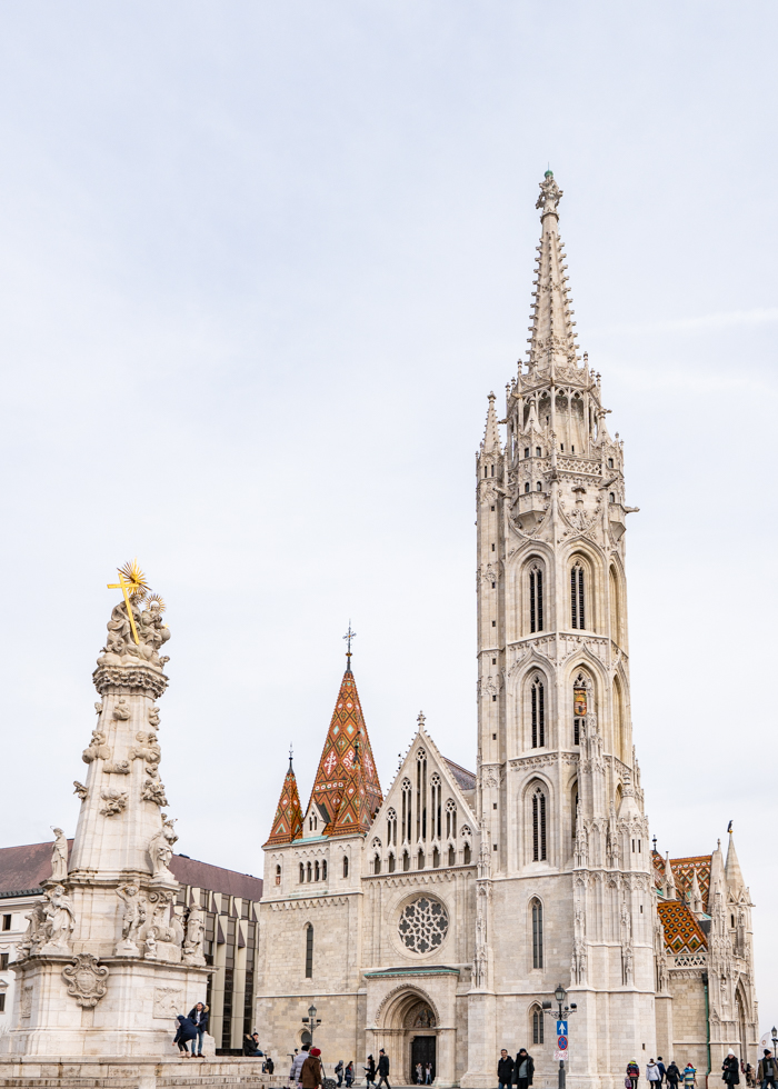 MATTHIAS CHURCH : BUDA SIDE ATTRACTION