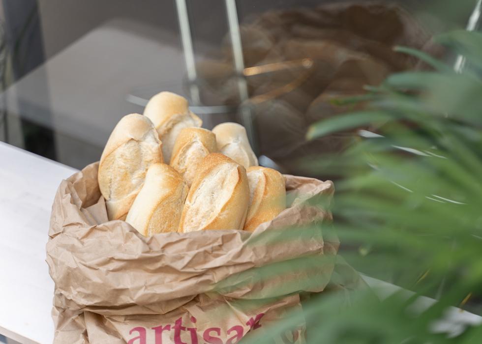 巴黎最好吃的越南法包BANH MI
