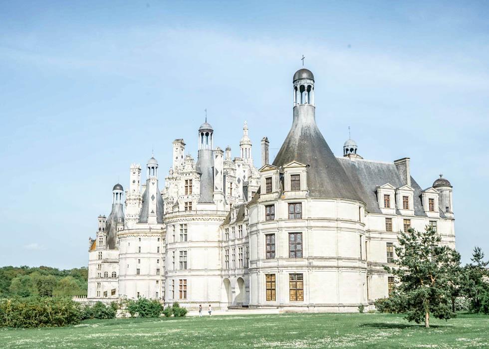 罗亚尔河谷城堡群 CHATEAU DE LA LOIRE