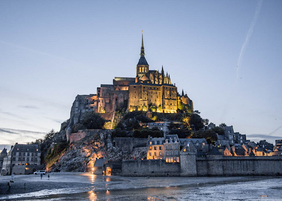 How to go to Mont Saint Michel