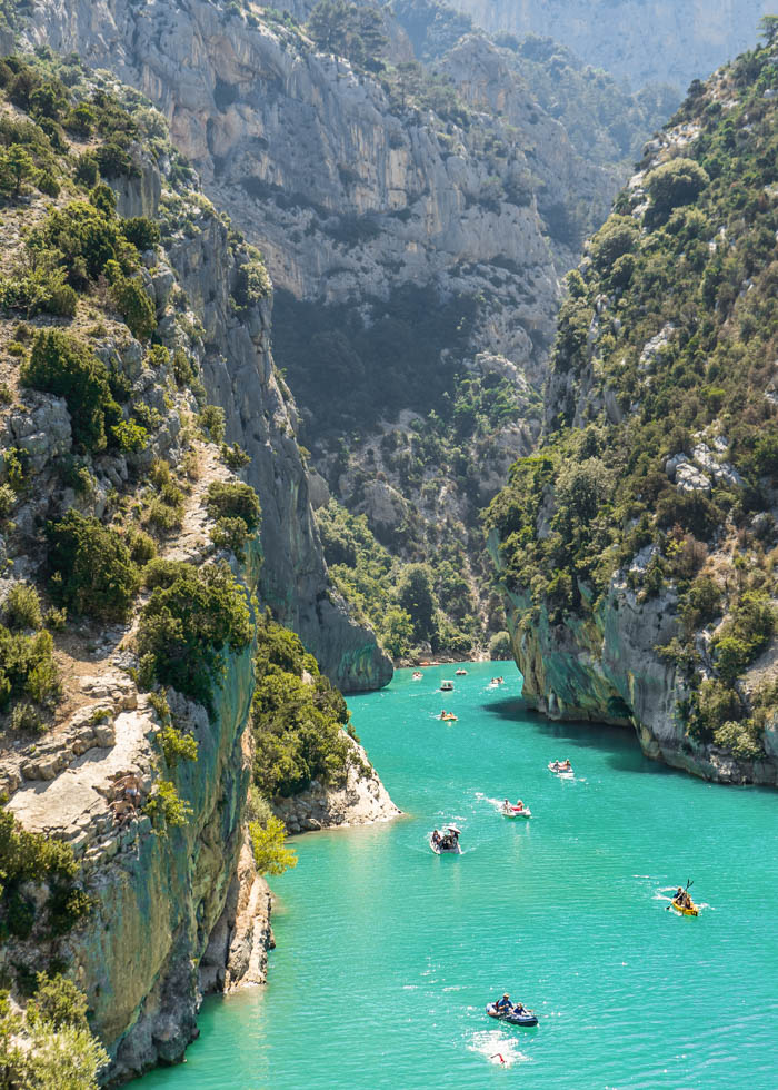 VERDON GORGE CANYON