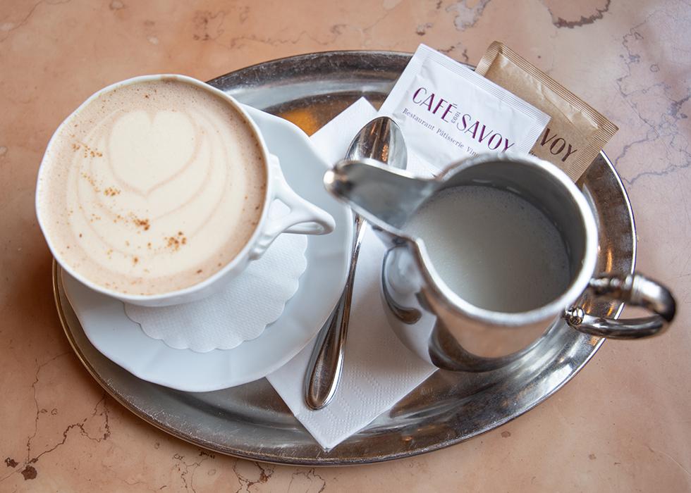 CAFE SAVOY - SAVOY CAFE AU LAIT