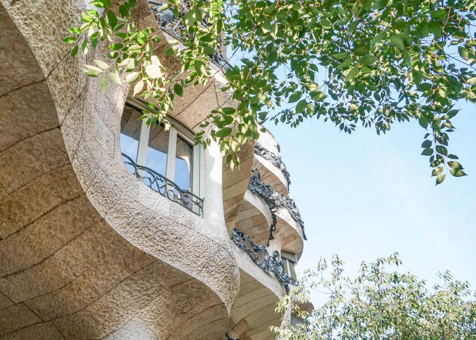 스페인 여행: 바르셀로나 가우디 건축물 까사 밀라