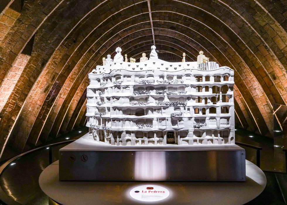 까사 밀라 다락방 에스파이 가우디 Espai Gaudi