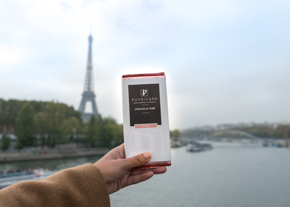 Where to buy chocolate in Paris