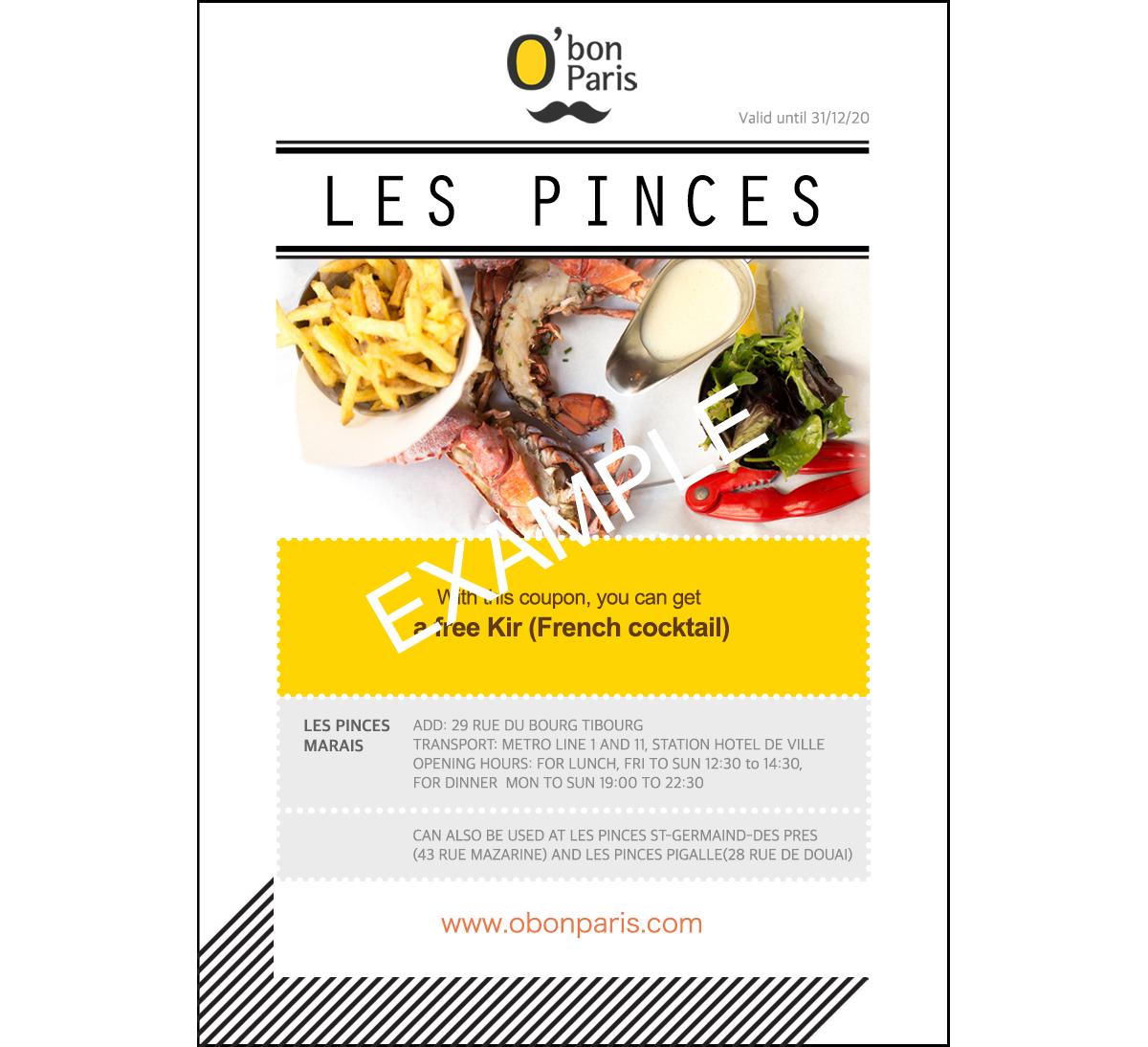 лучший ресторан в париже
