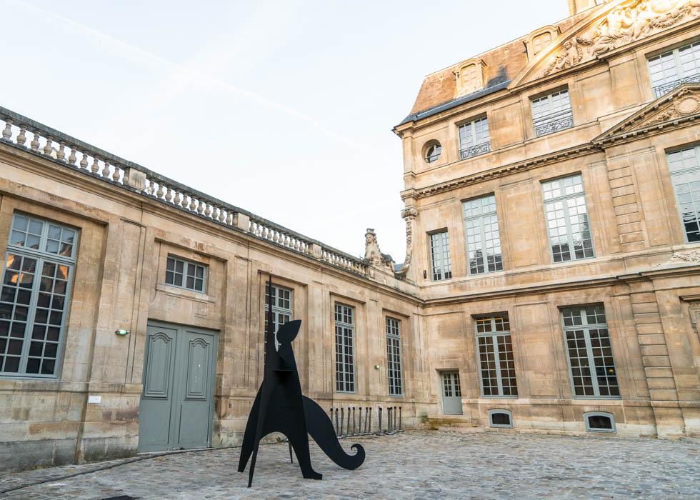 Calder Musee de Picasso Paris