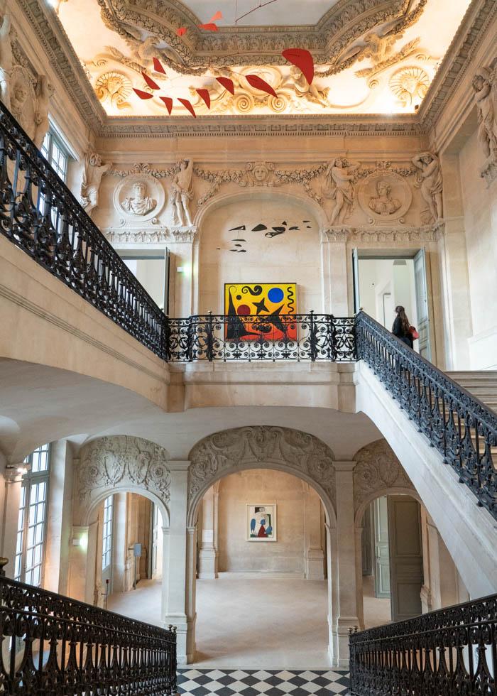 Picasso Museum Paris Calder Picasso