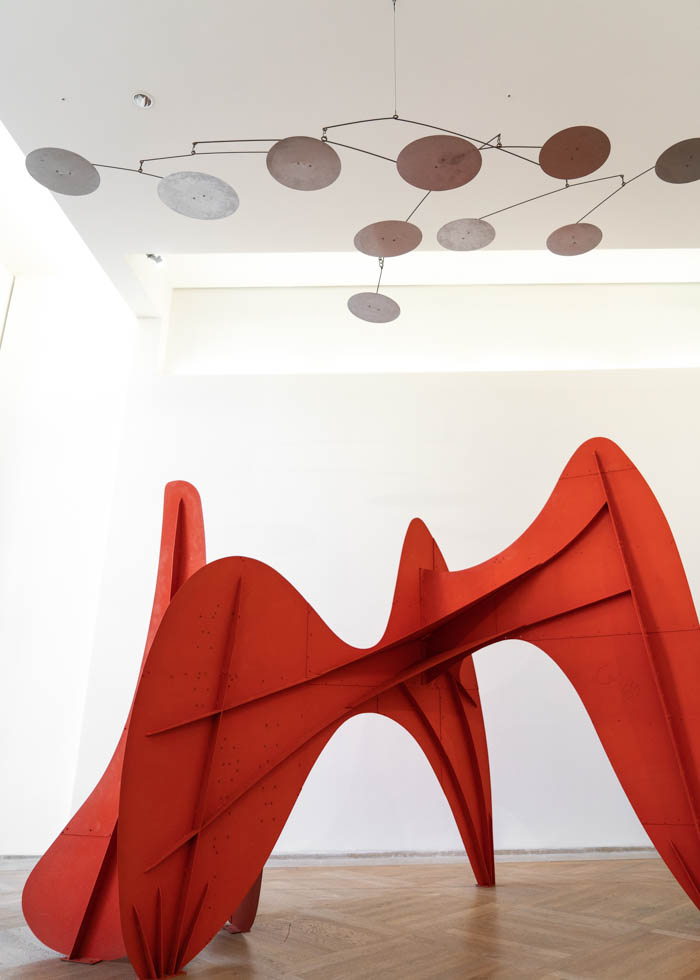 Calder Picasso, Paris, Grande vitesse