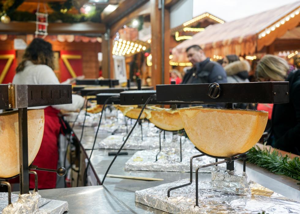 อาหารฝรั่งเศส raclette