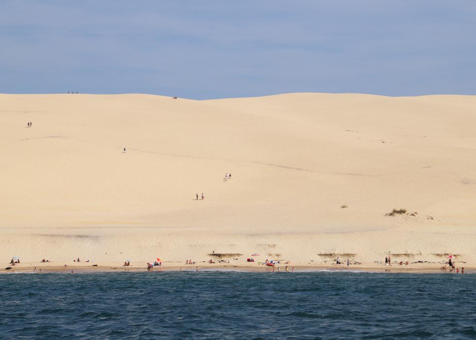 Dune du Pilat from Bassin Arcachon