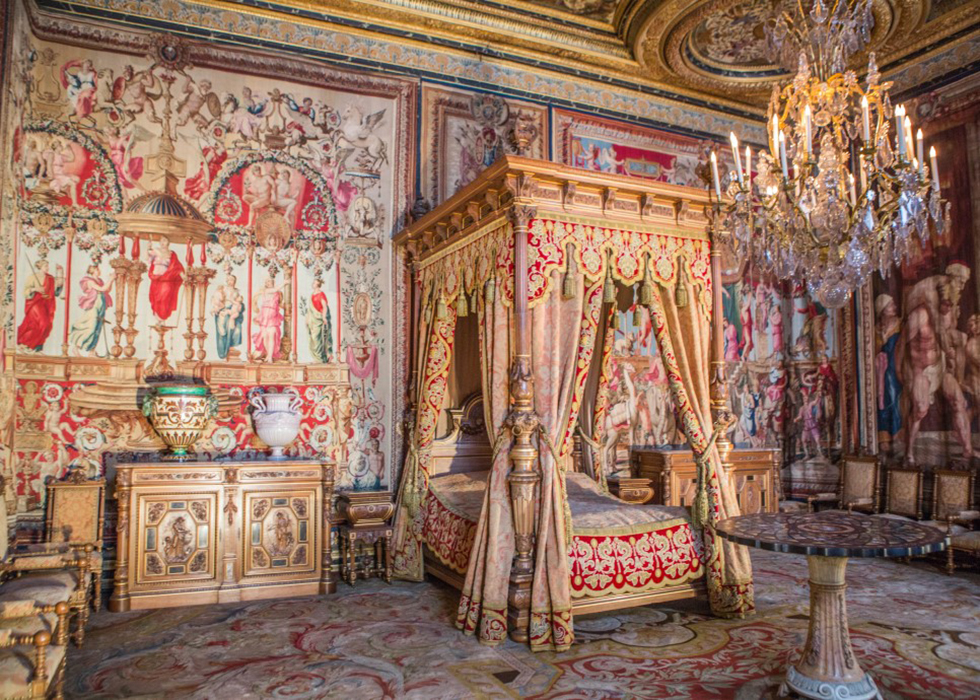 POPE'S APPARTEMENT