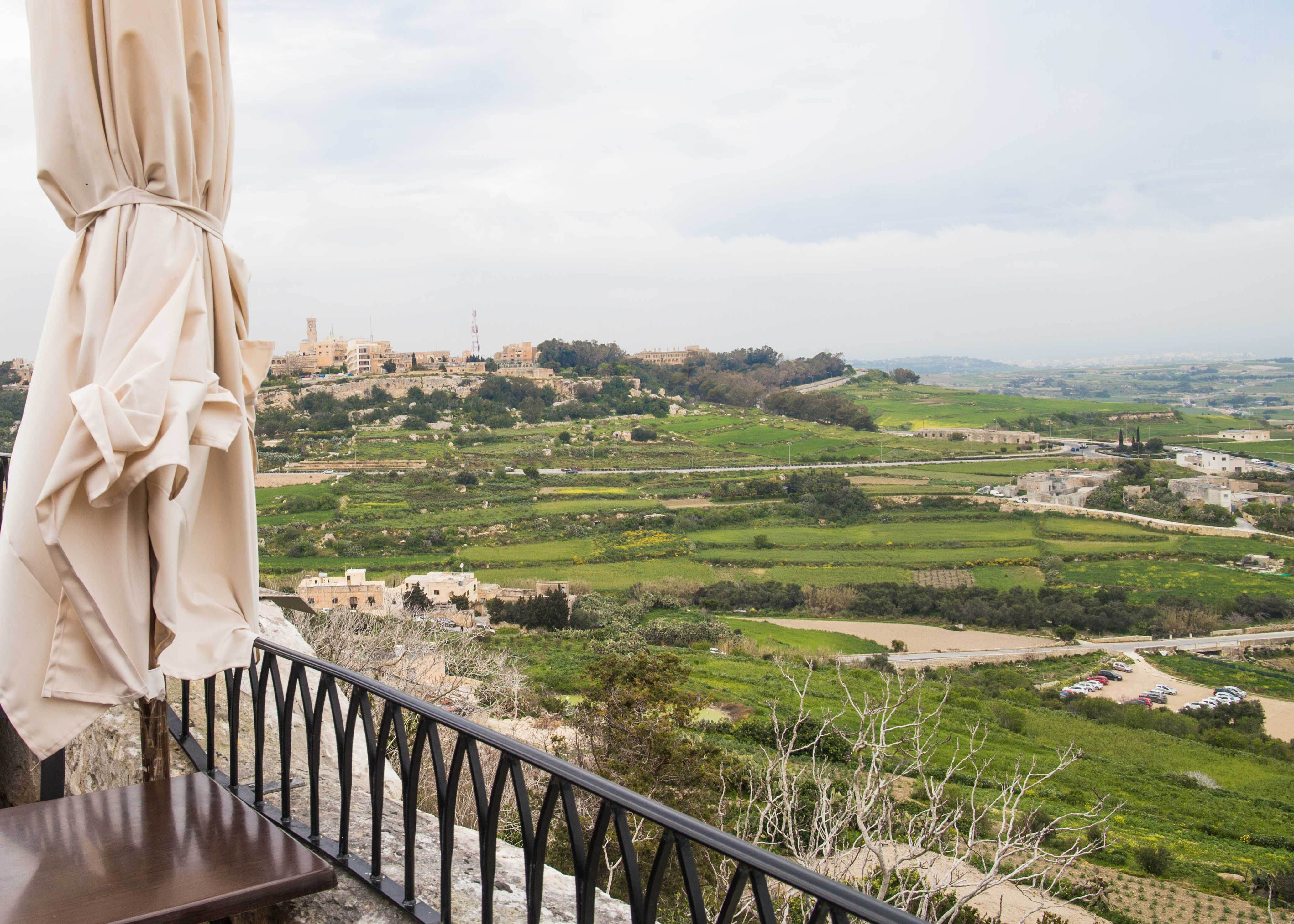 Best cafe in Mdina, Mdina Gate, Malta