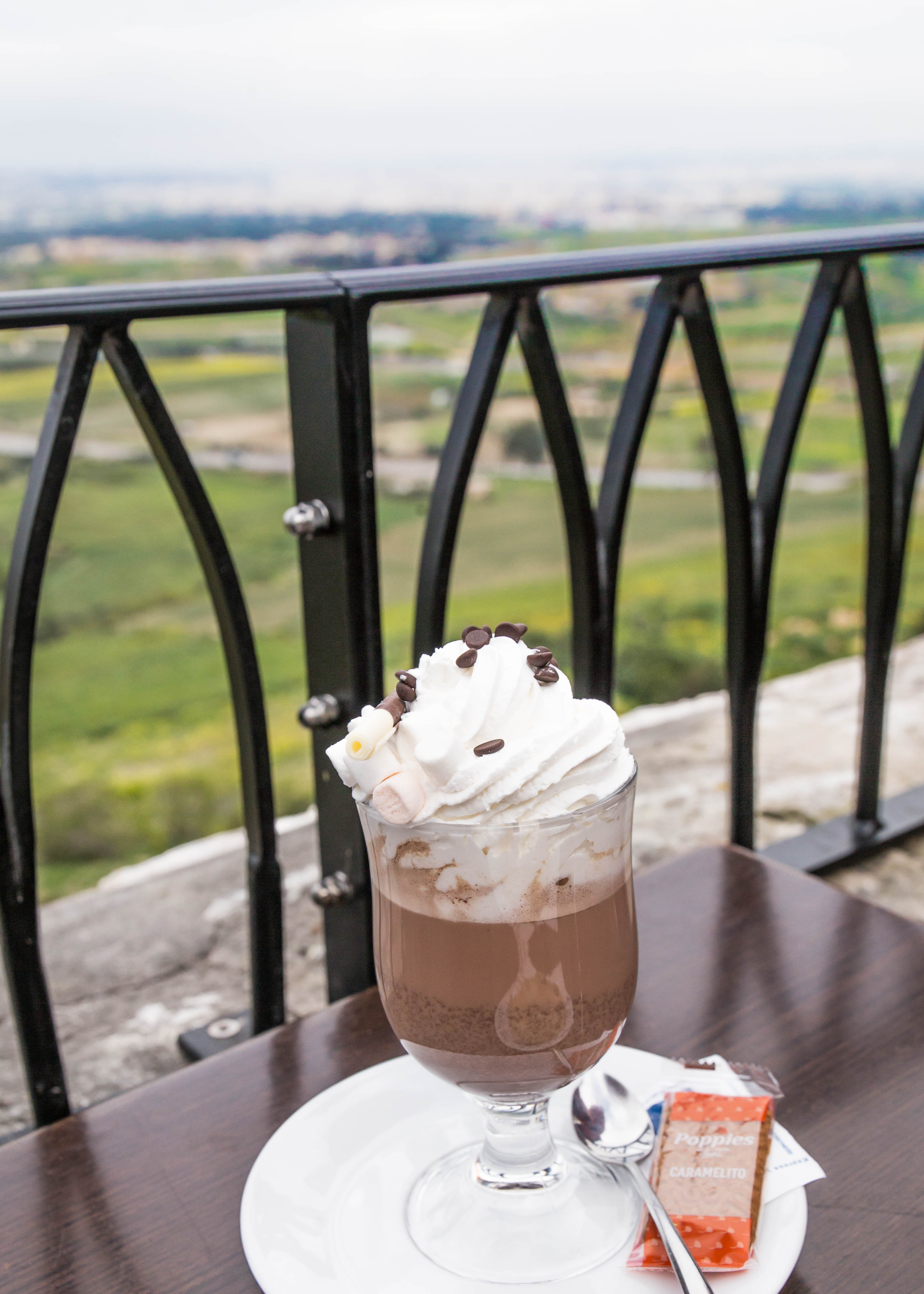 Where to visit in Mdina, Mdina Gate, Cafe in Mdina