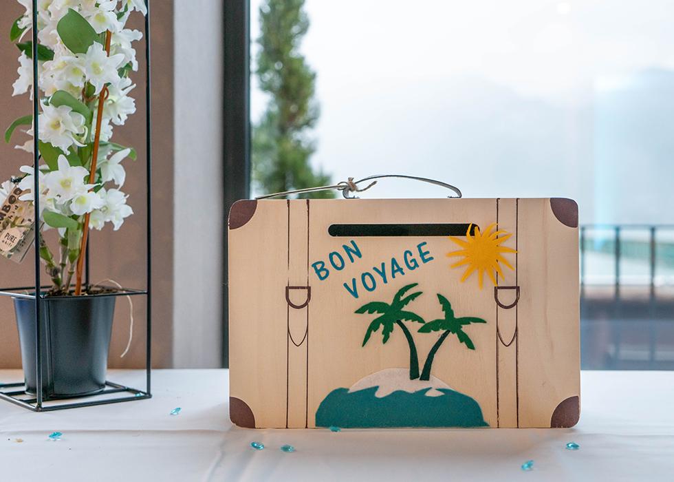 法國婚禮紀念品和禮物