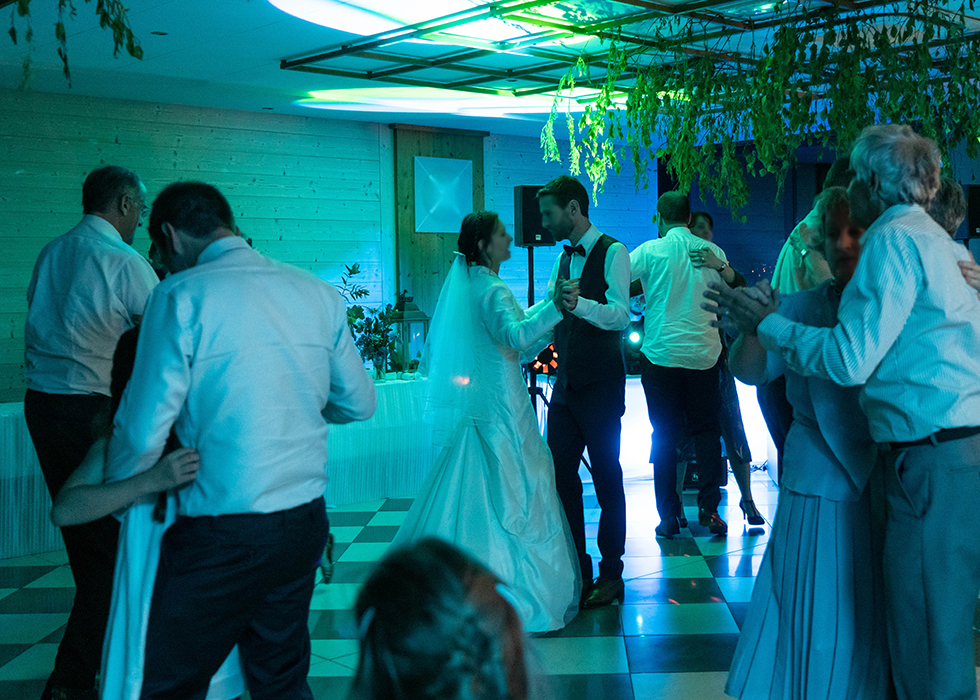 法國婚禮 派對