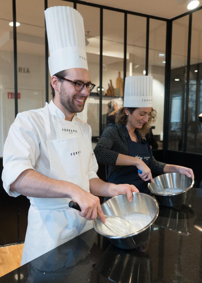 French Cuisine Workshop In Galeries Lafayette O Bon Paris Easy