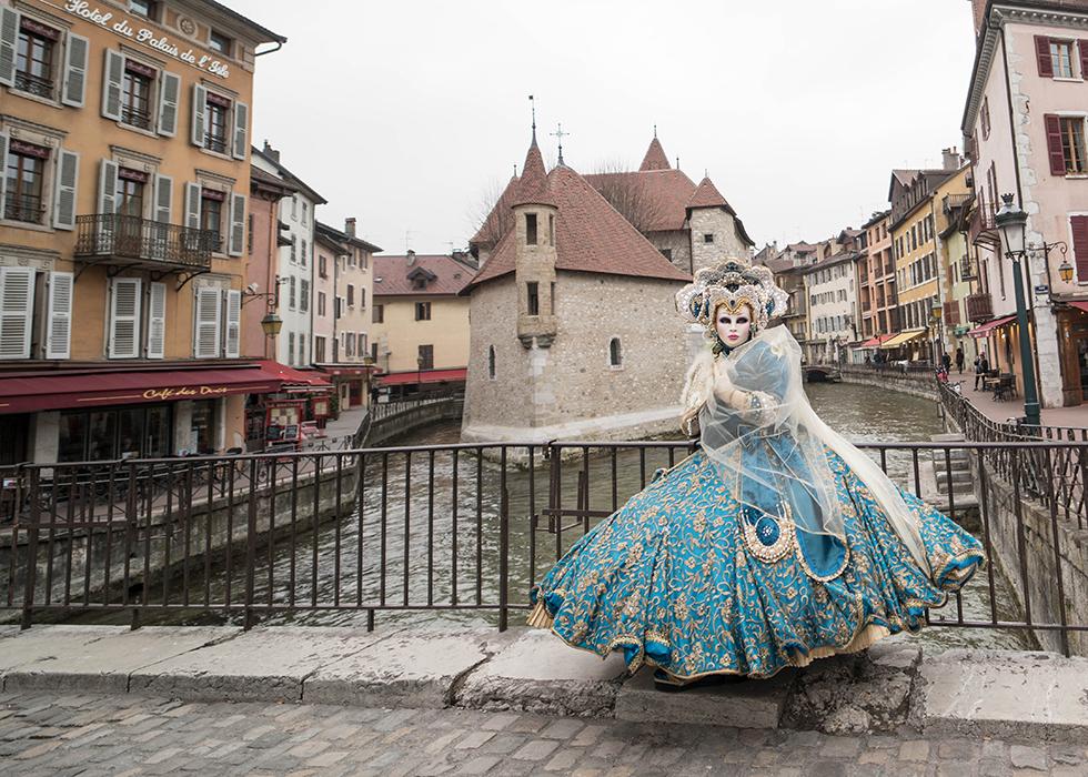 ヨーロッパ イベント Europe festivals: ANNECY VENETIAN CARNIVAL