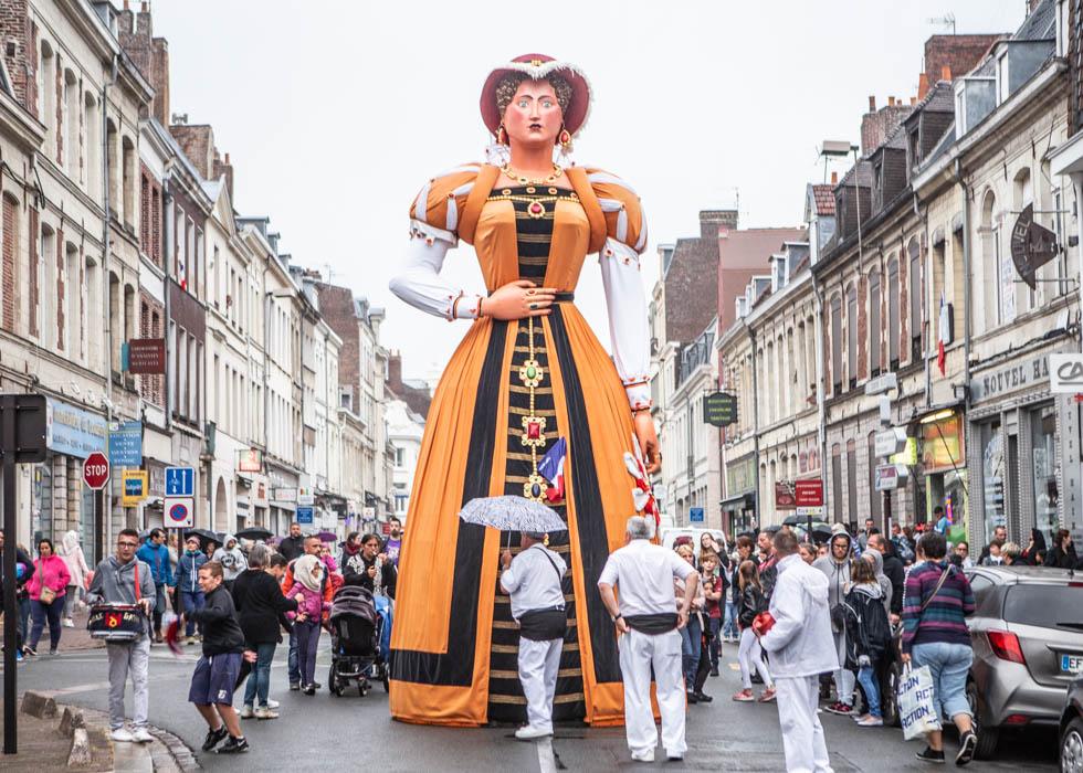 ヨーロッパ イベント Europe Festivals: DOUAI GIANTS FESTIVAL