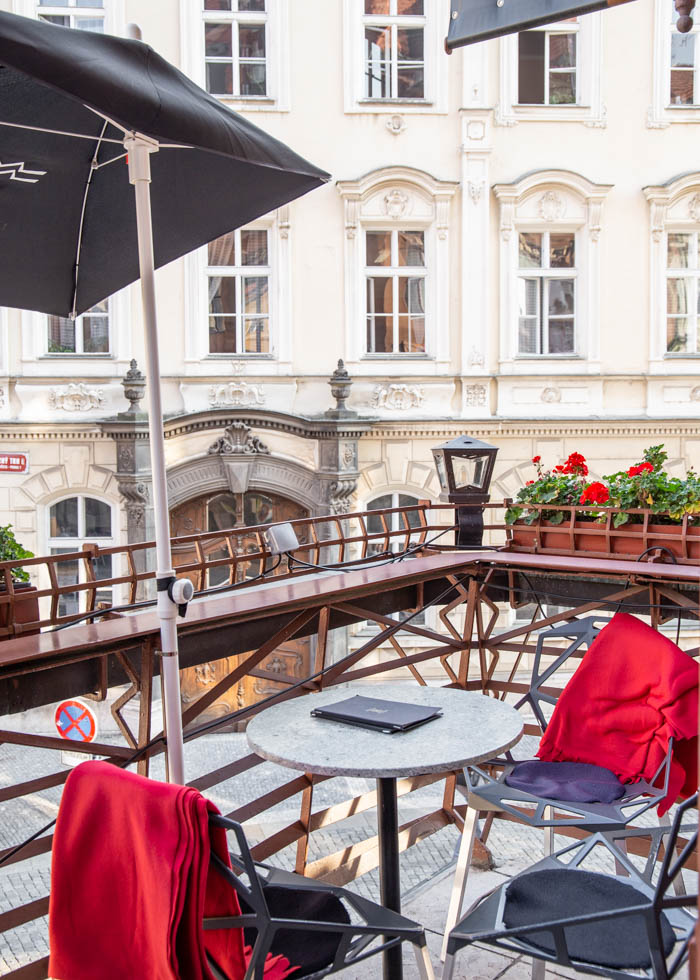 PRAGUE BEST CAFE