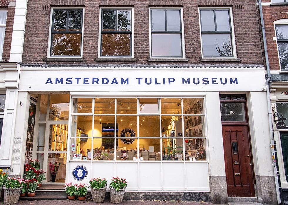 アムステルダム チューリップ博物館