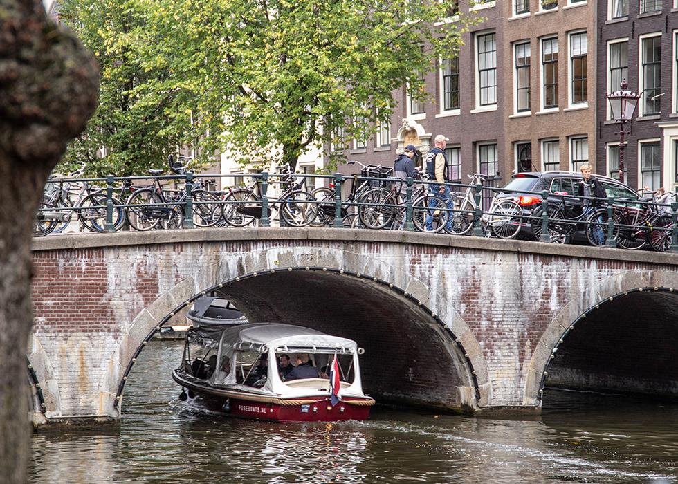 アムステルダム ヨルダーン地区