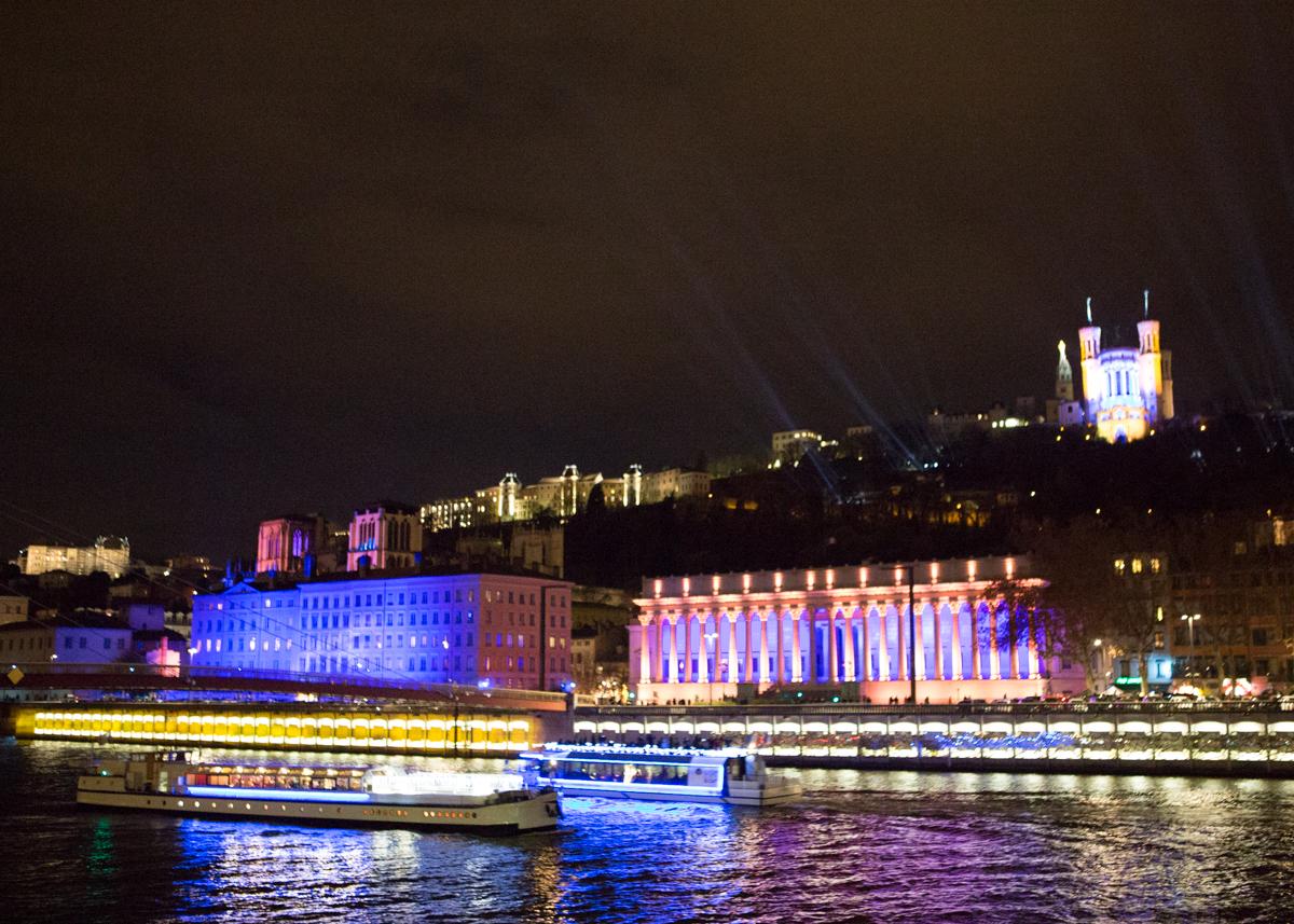 เทศกาลแสงสีในเมืองลียง
