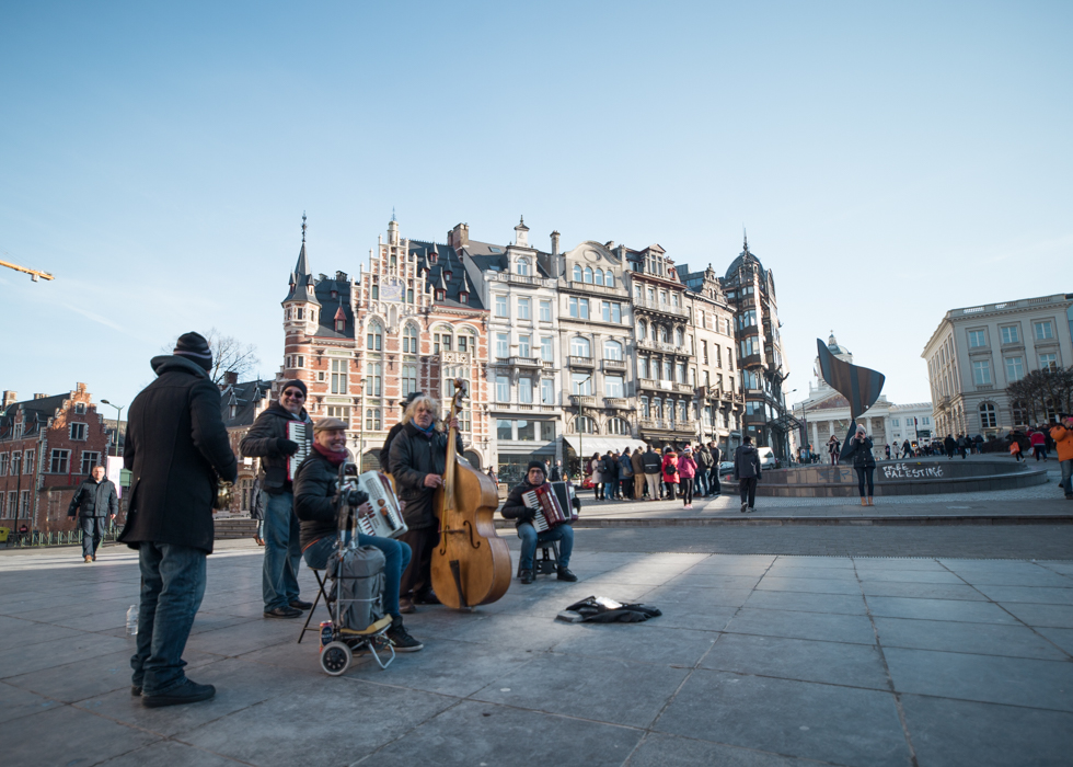 Brussels music