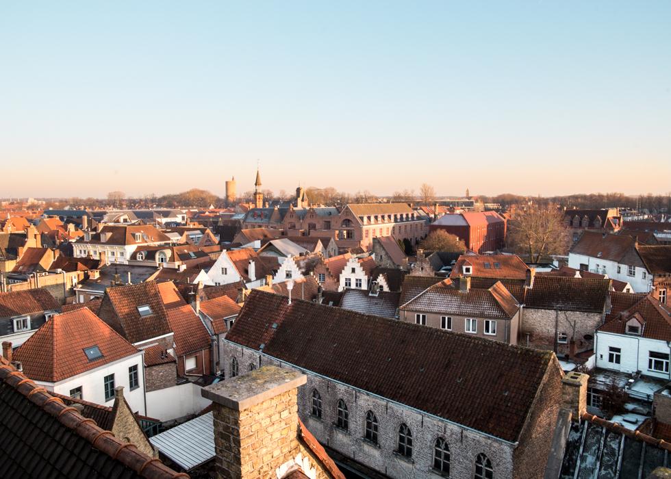 Bruges cảnh đẹp