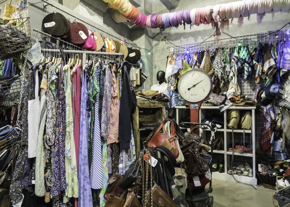 kilo shop Marais