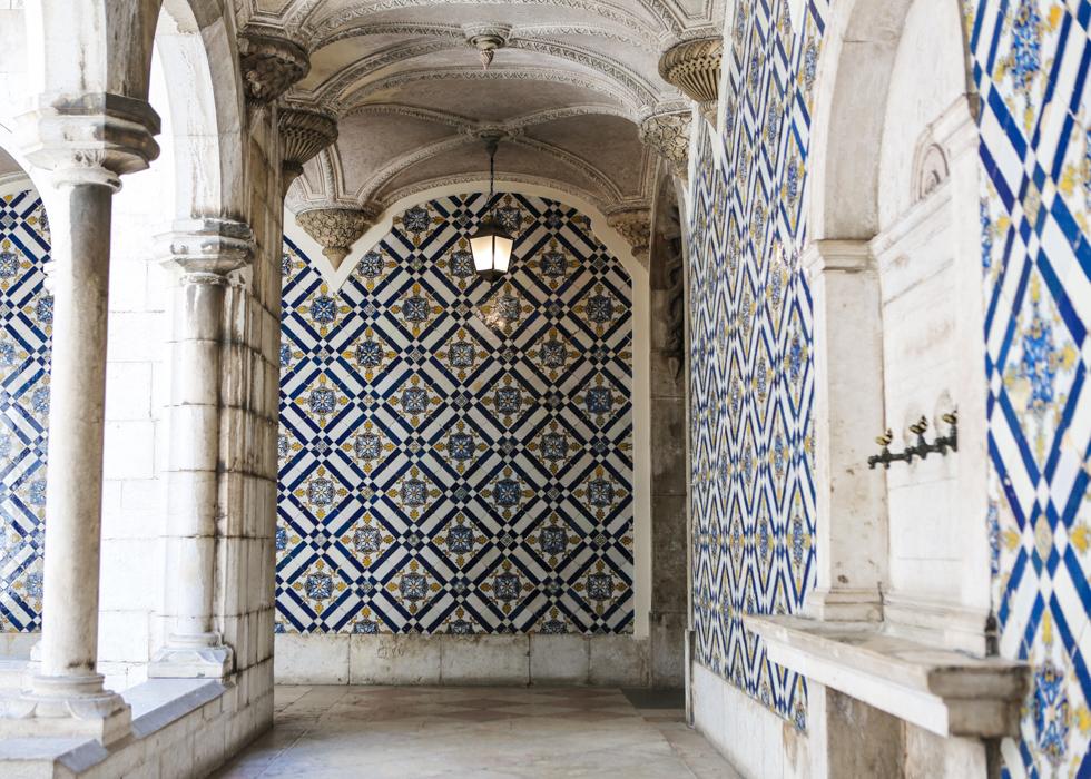 포르투갈 아줄레주 박물관 National museum of the Azulejos
