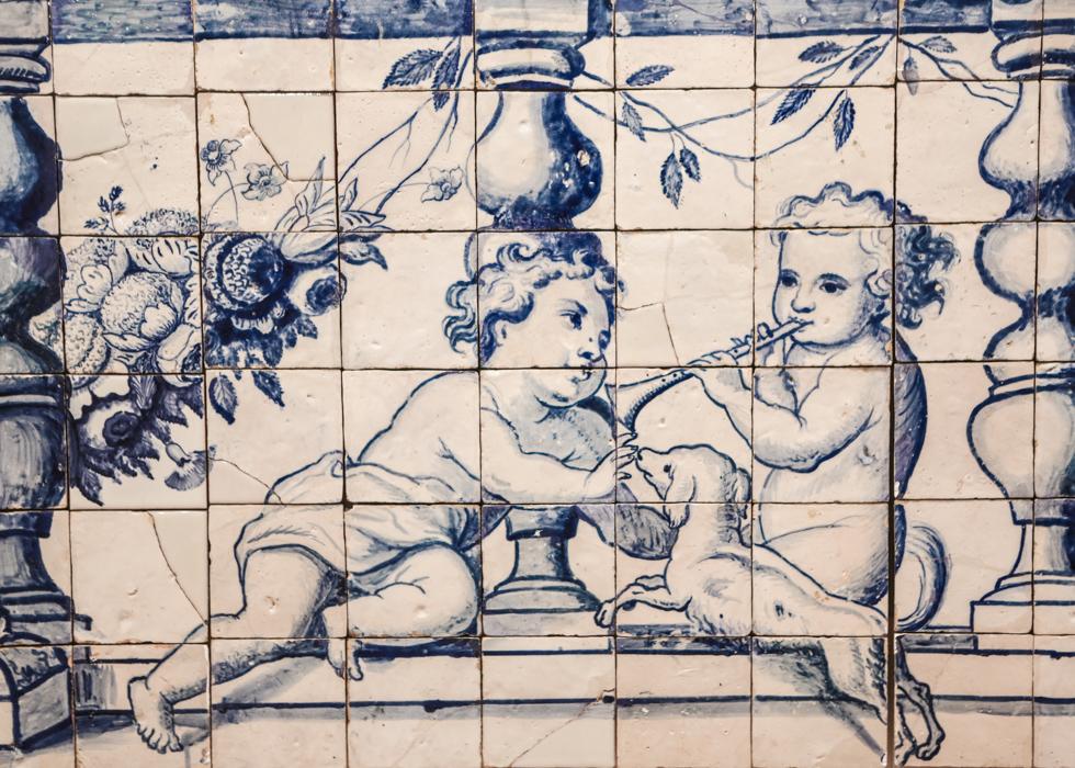 포르투갈 아줄레주 Azulejo