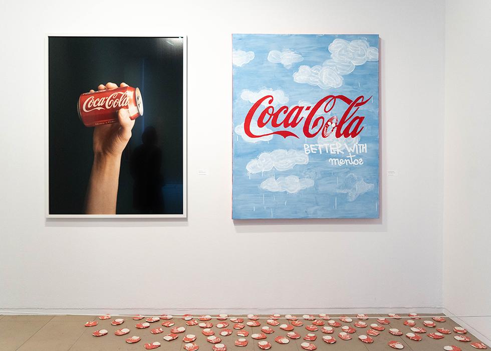 西班牙艺术家 coco capitan 巴黎展览