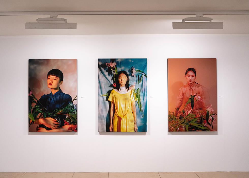 巴黎韩国摄影展