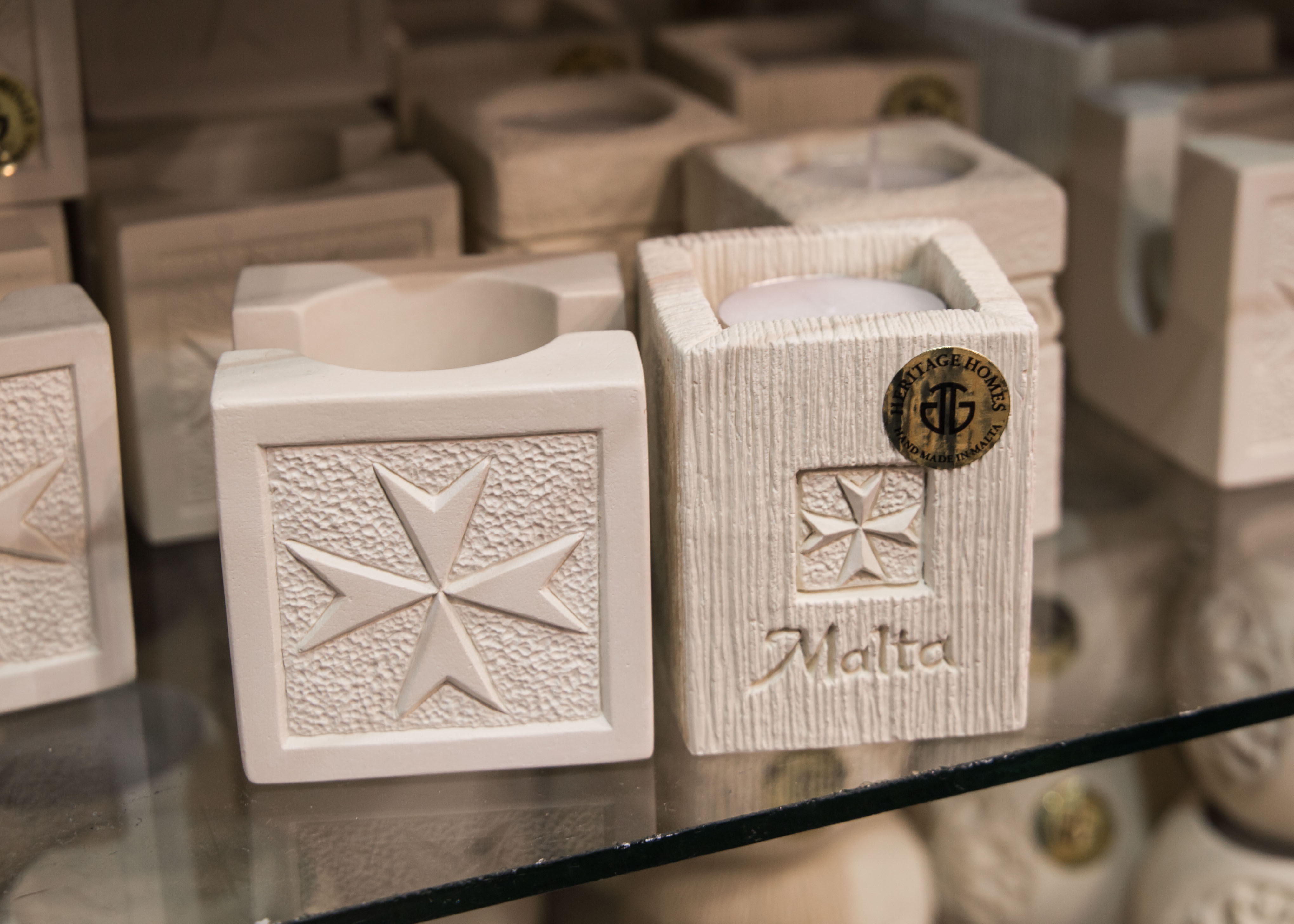 Malta souvenirs: Limestone
