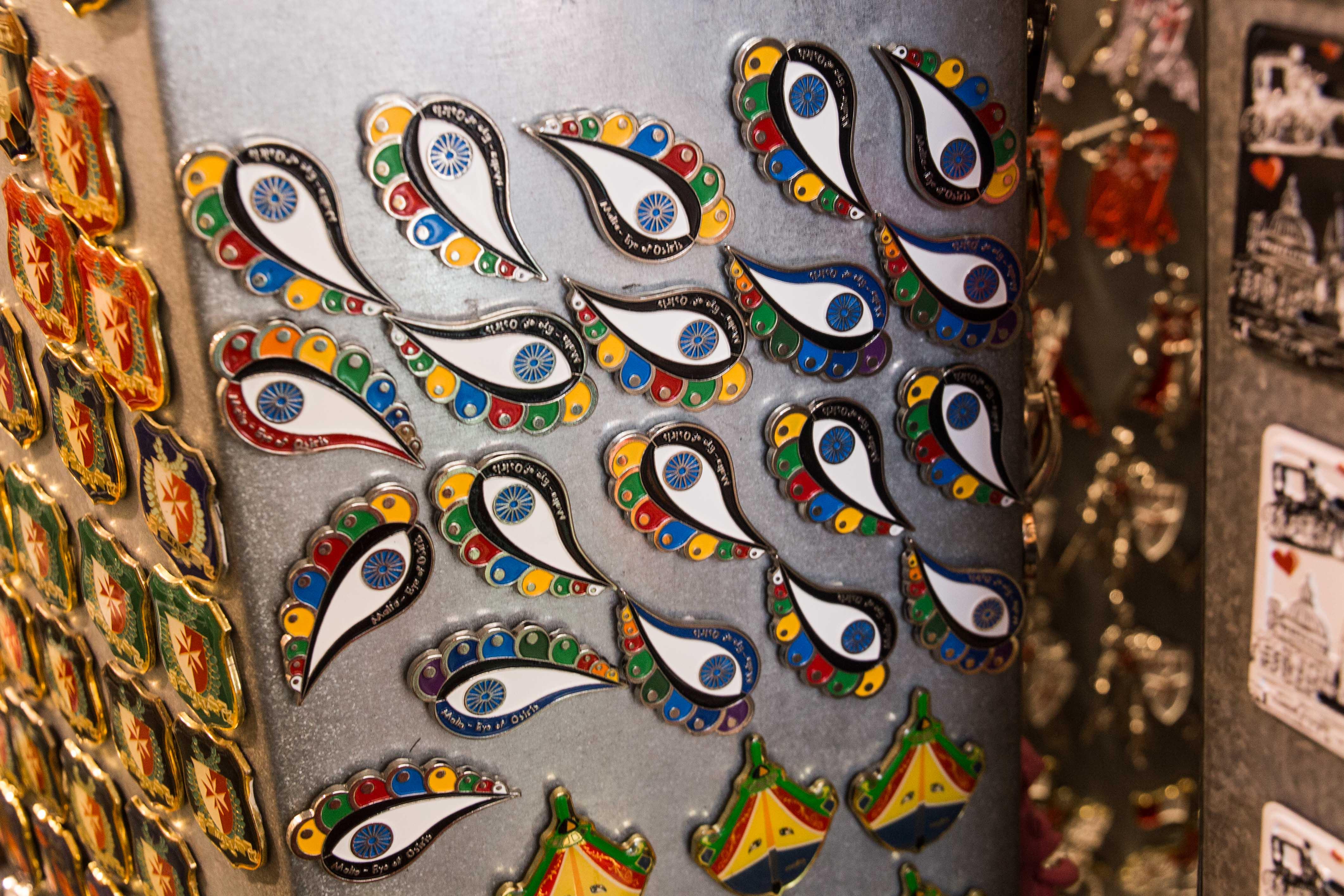 Malta souvenirs: Eye of Osiris
