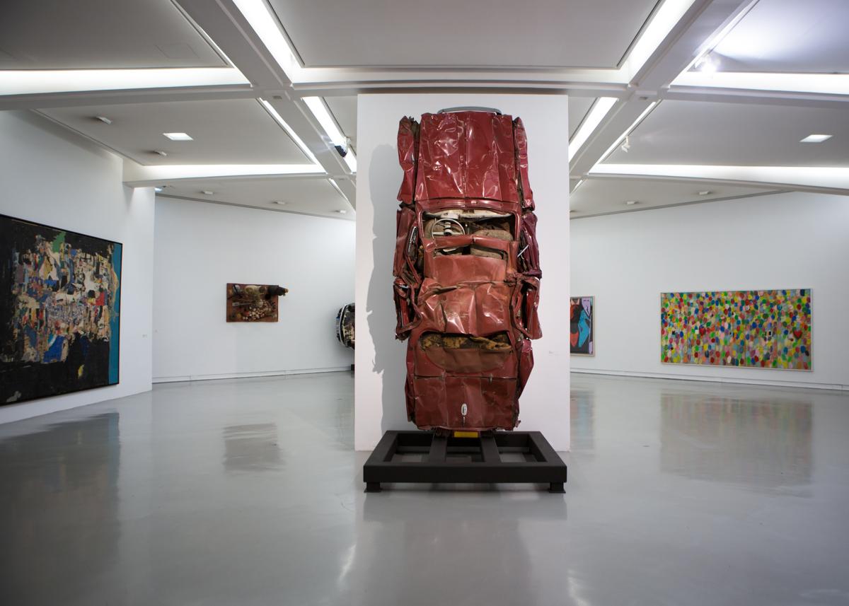 ผลงานของCésar ณ พิพิธภัณฑ์ Mamac