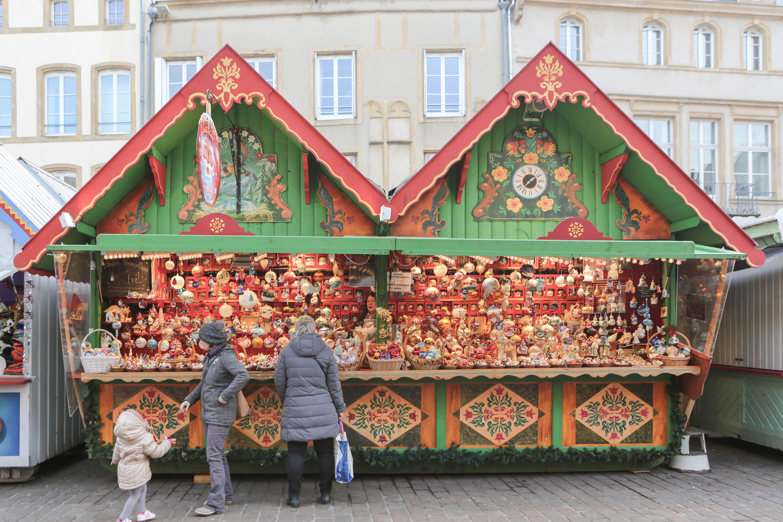 Christmas Market Metz